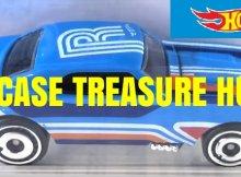 Hot Wheels 1967 Camaro Treasure Hunt In Q Case