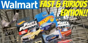 walmart hot wheels hunt