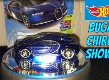 2019 Hot Wheels '16 Bugatti Chiron
