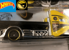 Hot Wheels Bed-Hauler Treasure Hunt