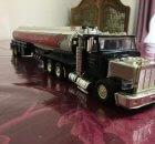 Exxon Tanker Truck Toy
